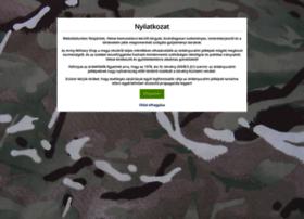 military-shop.hu