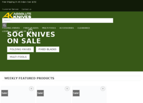 military.absoluteknives.com
