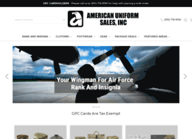 military.americanuniform.com