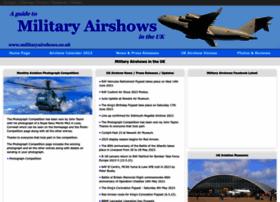 militaryairshows.co.uk
