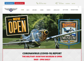 militaryaviationmuseum.org