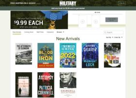 militarybookclub.com