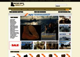 militarybootsdirect.com