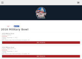 militarybowl.showare.com