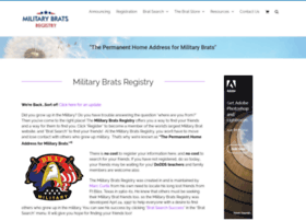 militarybrats.net