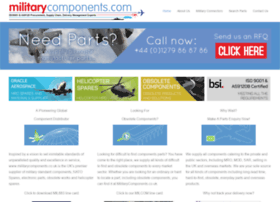 militarycomponents.co.uk