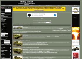 militarydiecast.com