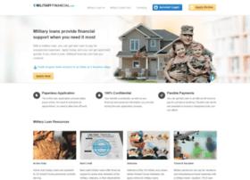 militaryfinancial.com