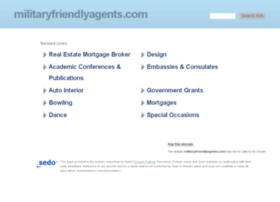 militaryfriendlyagents.com