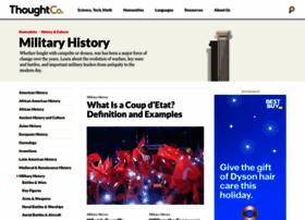 militaryhistory.about.com