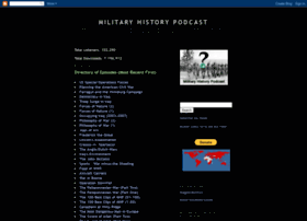 militaryhistorypodcast.blogspot.co.uk