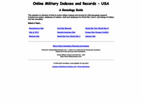 militaryindexes.com