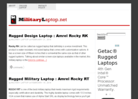militarylaptop.net