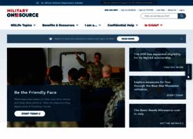 militaryonesource.com