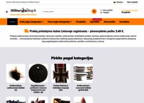 militaryshop.lt