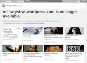 militarystrat.wordpress.com