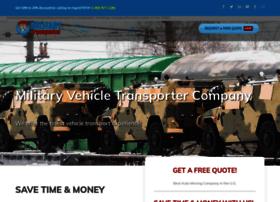 militarytransporter.com