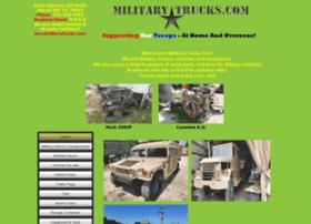 militarytrucks.com