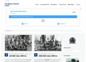 militaryyearbookproject.com