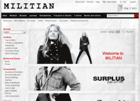 militian.com
