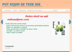 milivasiljevic.com
