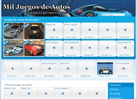 miljuegosdeautos.com.ar