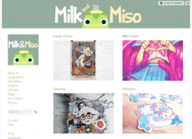milkandmiso.storenvy.com