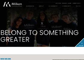 milkenschool.org