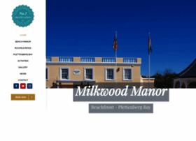 milkwoodmanor.co.za