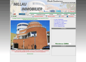 millauimmobilier.com