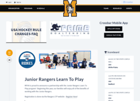 millbrookyouthhockey.org