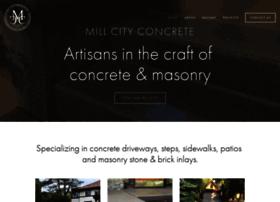 millcityconcrete.com
