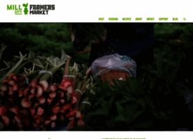 millcityfarmersmarket.org