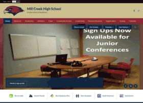 millcreekhs.com