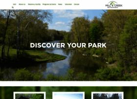 millcreekmetroparks.org