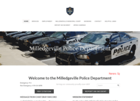 milledgevillepd.com