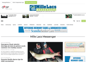 millelacsmessenger.com