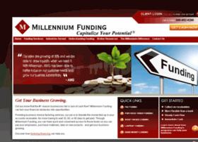 millenium-funding.com