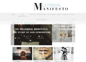 millennialmanifesto.literallydarling.com