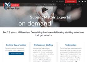 millennium-consulting.com