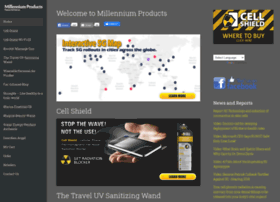 millennium-products.com