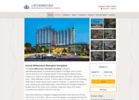 millenniumhongqiaoshanghai.com