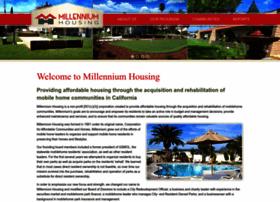 millenniumhousing.net