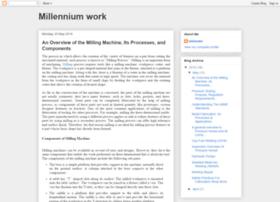 millenniumindustry.blogspot.com