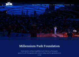 millenniumparkfoundation.org