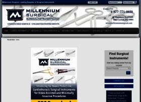 millenniumsurgical.com