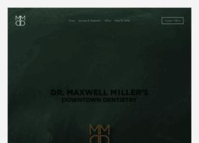 millerdowntowndentistry.com