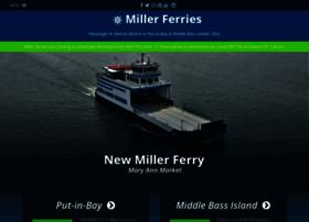 millerferry.com