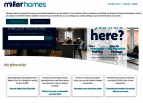 Millerhomes.co.uk