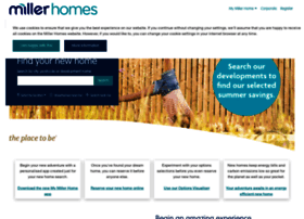 millerhomes.co.uk